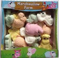 Зефирки Marshmallow Farm в форме зверюшек, 400 гр