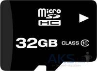 Карта памяти Exceleram 32Gb microSDHC class 10 (MSD3210)