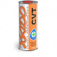 XADO Atomic Oil CVT синтетическая трансмиссионная жидкость для бесступенчатых коробок перемены передач 1л