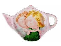 """Подставка под чайные пакетики """"Счастье в каждом мгновении"""" от Гапчинской 924-068"""