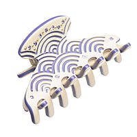 "Заколка для волос KOSMART ""Infinite Violet"" с кристаллами Swarovski KADH3071315"