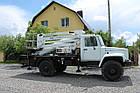 Підйомник мобільний стріловий СММ ПМС-2010-05, фото 4