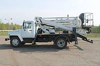 Подъемник мобильный стреловой СММ ПМС-2311-04, фото 1