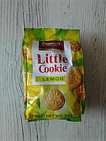 Заварное печенье Coppenrath Little Cookie со вкусом лимона, 100гр