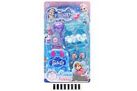 """Набор для девочек """"Frozen"""" V388-4B, блистер  р. 21*18 см."""
