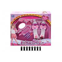 Набор для девочек YF741-5, коробка р. 33,5*30*7 см.