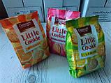 Заварное печенье Coppenrath Little Cookie со вкусом апельсина, 100гр, фото 3