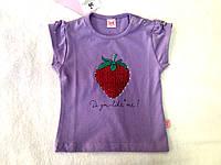 Детская футболка для девочки