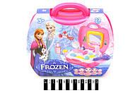 """Набор для девочек """"Frozen"""" DN836Е-FZ, саквояж  р. 24*10*23 см."""