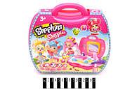 """Набор для девочек """"Shopkins"""" DN836Е-SS, саквояж  р. 24*10*23 см."""