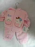 Теплый набор для младенца