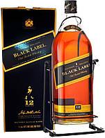 Виски Johnnie Walker Black Label 12 y.o. (Джонни Уокер Блэк Лейбл 12 лет)