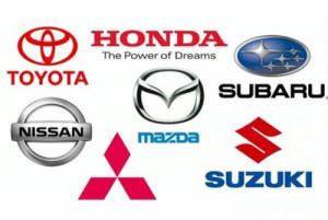 Запчати на Японские авто