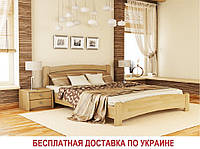 Кровать Венеция Люкс ТМ Эстелла (односпальная , двуспальная, полуторная)