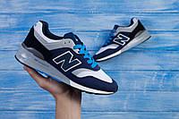 Кроссовки New Balance NB 997 blue / ТОП качество (1:1 к оригиналу)
