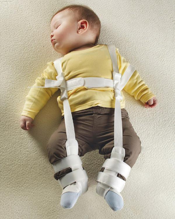 Бандаж для бедренных суставов (детский) Стремена Павлика  Aurafix 760  - Интернет-магазин Unit PC в Николаеве