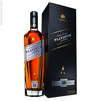 Виски Johnnie Walker Platinum Label 18 y.o. (Джони Вокер Платинум Лэйбл 18 лет) 1L
