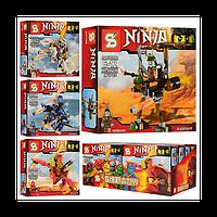 Набор конструктора лего Ниндзя го (Lego Ninjago) с фигуркой SY710