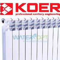 Радиатор биметалл Koer 500*1000