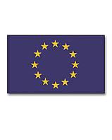 Флаг Евросоюза 150 х 90 см