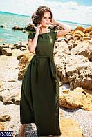 Платье КРВ № 475 (батал)