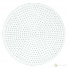 Поле для термомозаики ( подложка ) Большой круг, 631 кілочків, Миди от 5-ти лет, Hama 221