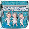 Модна сумка для дівчинки Kite Gapchinska 996-4