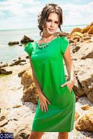 Платье КРВ № 460 (батал)