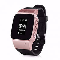 Wonlex GPS kids watch EW100 Rose Gold
