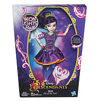 Мэл из Наследников ДиснейDisney Descendants Neon Lights Feature Mal of Isle of the Lost