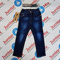 Оптом детские джинсы для мальчикс тёмно синего цвета H&L. Xiang