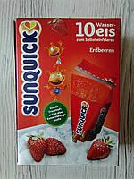 Сок на заморозку Sunquick со вкусом клубники, 650 гр