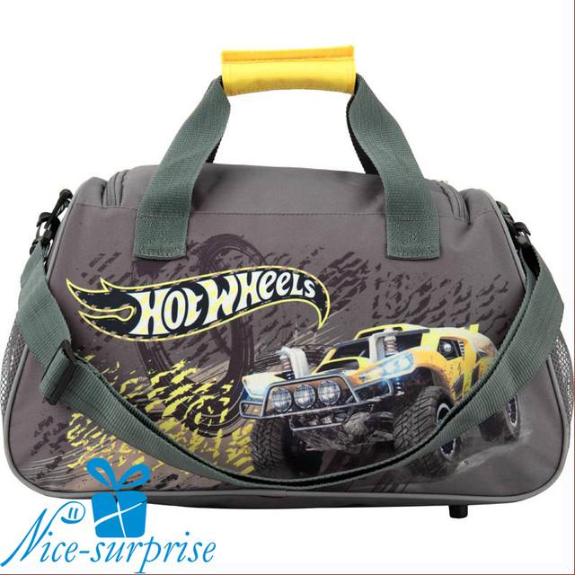 6ca91586 купить спортивную сумку в Одессе. Спортивная сумка для мальчика Kite Hot  Wheels 532 ...