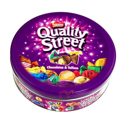 Конфеты шоколадные Nestle Quality Street, 480 гр