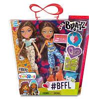 Ясмин и Саша Bratz ® 2 Pack BFFL: Yasmin and Sasha - TRU Exclusive