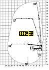 Підйомник мобільний стріловий СММ ПМС-3522, фото 4