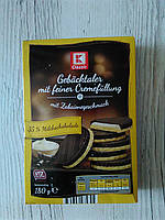 Печенье Gebacktaler cо вкусом цабайоне, 180гр, фото 1