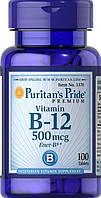 Puritan's Pride B12 500mg 100 tabs
