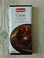 "Темный шоколад ""Dolciando Cacao"", 100г."