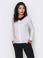 Блуза 366 083 - белый: 44,46,48, фото 1