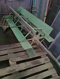 Крылач вентилятора в сборе 10.01.03.020А ДОН-1500, фото 2