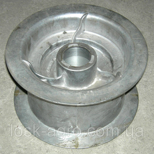 Шків натяжна мех-ма вкл-я молотарки (d=200 мм) (ал.) 10.05.09.001 Б ДОН-1500