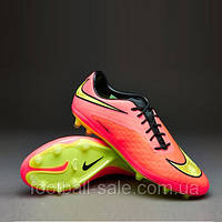 Бутсы футбольные Nike Hypervenom Phatal FG, фото 1