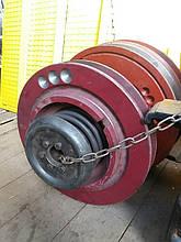 Блок ведомый позитор (шкив с пружиной) 54А-4-25-1В СК-5,НИВА