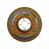 Круг абразивный зачистной  Kronenflex 125*6*22 по металлу