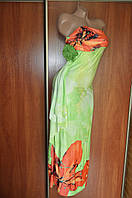 Платье в пол 42-46р