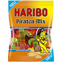 Жевательный мармелад Haribo Piraten Mix (желейки харибо), 200 гр.
