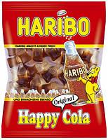 Жевательный мармелад Haribo Happy Cola (желейки харибо), 220 гр.