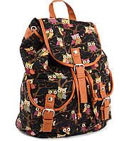 Рюкзак для девочки с совами, фото 1