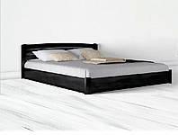Кровать деревянная Sofi lux с подъемной рамой (София Люкс двуспальная, Бук) ТМ Олимп